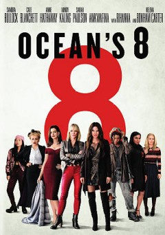 Ocean's eight cover image