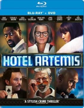 Hotel Artemis [Blu-ray + DVD combo] cover image