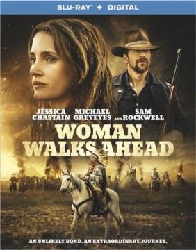 Woman walks ahead cover image