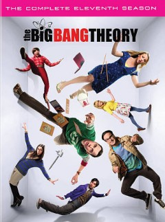 The big bang theory. Season 11 cover image