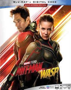 Ant-man and the Wasp cover image