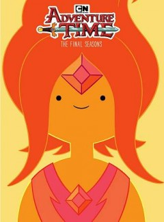 Adventure time the final seasons cover image