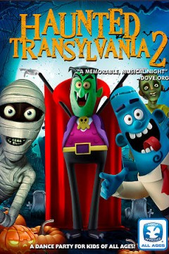 Haunted Transylvania 2 cover image