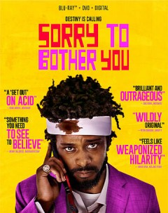 Sorry to bother you [Blu-ray + DVD combo] cover image