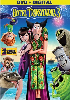 Hotel Transylvania 3 summer vacation cover image