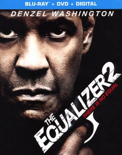 The Equalizer. 2 [Blu-ray + DVD combo] cover image