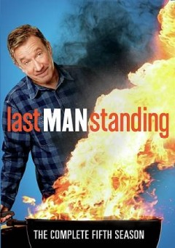 Last man standing. Season 5 cover image