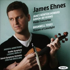 James Ehnes cover image