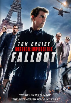 Mission: Impossible. Fallout cover image