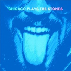 Chicago plays The Stones cover image