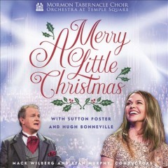 A merry little Christmas cover image