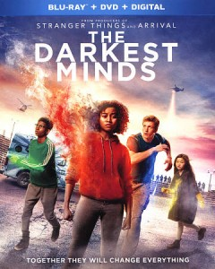 The darkest minds [Blu-ray + DVD combo] cover image