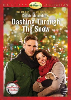 Dashing through the snow cover image