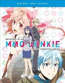 Recovery of an MMO junkie [Blu-ray + DVD combo] the complete collection cover image