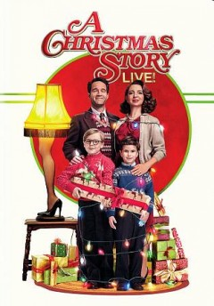 A Christmas story live! cover image