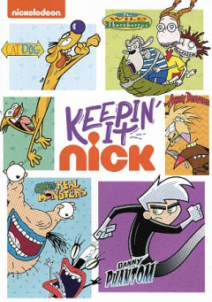 Keepin' it Nick cover image