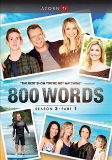 800 words. Season three, part 1 cover image
