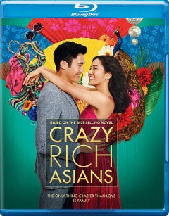 Crazy rich Asians [Blu-ray + DVD combo] cover image