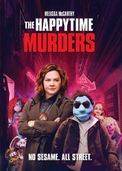 The happytime murders cover image