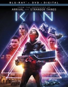 Kin [Blu-ray + DVD combo] cover image