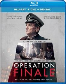 Operation Finale [Blu-ray + DVD combo] cover image