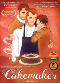 The cakemaker cover image
