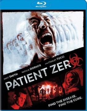 Patient zero cover image