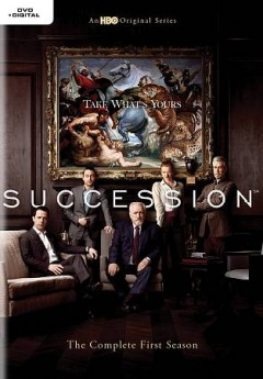 Succession. Season 1 cover image