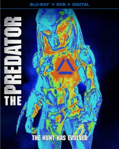 The predator [Blu-ray + DVD combo] cover image