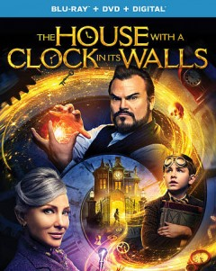 The house with a clock in its walls [Blu-ray + DVD combo] cover image