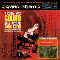 A Christmas sound spectacular let's ring the bells all around the Christmas tree cover image