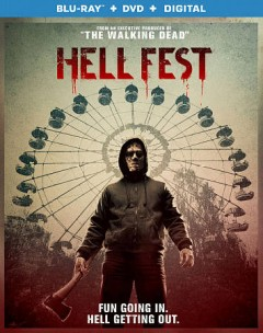 Hell fest [Blu-ray + DVD combo] cover image