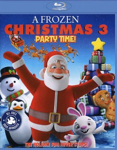 A frozen Christmas 3 party time! cover image