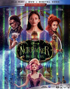 The Nutcracker and the four realms [Blu-ray + DVD combo] cover image