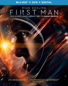 First man [Blu-ray + DVD combo] cover image