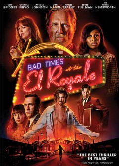 Bad times at the El Royale cover image