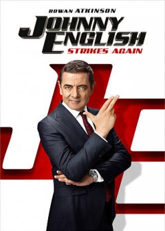 Johnny English strikes again cover image