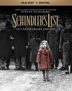Schindler's list cover image