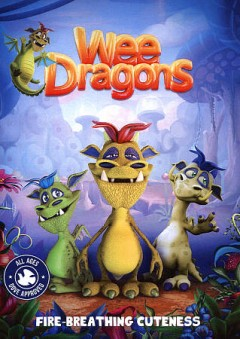 Wee dragons cover image