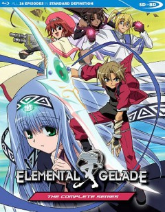 Elemental Gelade. The complete series cover image