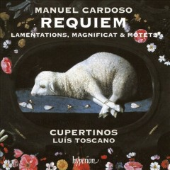 Requiem lamentations, Magnificat and motets cover image