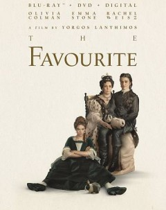 The favourite [Blu-ray + DVD combo] cover image