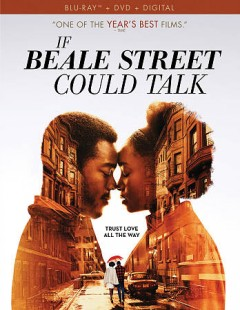 If Beale Street could talk [Blu-ray + DVD combo] cover image