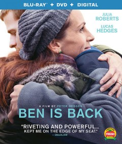 Ben is back [Blu-ray + DVD combo] cover image