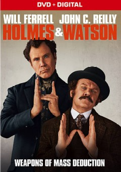 Holmes & Watson cover image