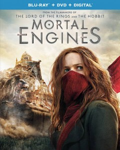 Mortal engines [Blu-ray + DVD combo] cover image