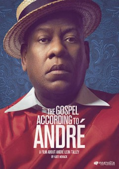 The gospel according to André cover image