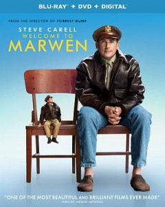 Welcome to Marwen [Blu-ray + DVD combo] cover image