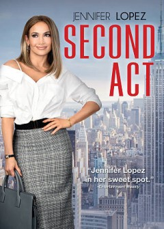 Second act cover image