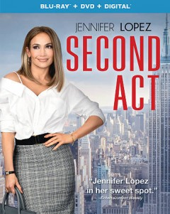Second act [Blu-ray + DVD combo] cover image